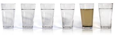 Una de cada seis personas del planeta no tienen acceso a agua potable