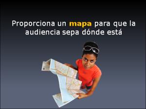 Proporciona un mapa