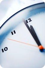 Un minuto es cincuenta y nueve segundos demasiado largo