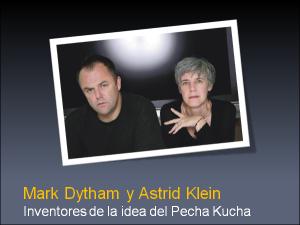 Inventores de la idea del Pecha Kucha