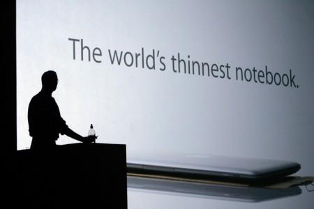 Thinnest Notebook