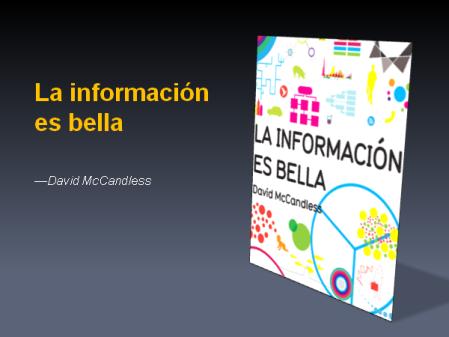 """""""La información es bella"""", por David McCandless"""