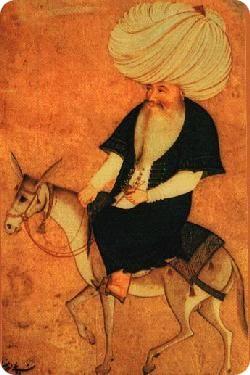 El incomparable Mulá Nasrudín