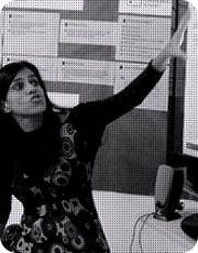 Sorprendida en el Master de Analítica Web de KSchool