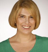 """Virginia Rodríguez, más conocida como """"Lanena"""""""
