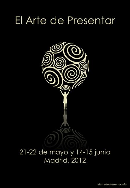Nuevos cursos en abierto en Madrid sobre El Arte de Presentar